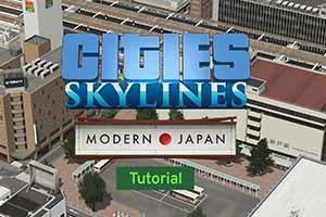 《城市:天际线》摩登日本DLC影像赏!制作人介绍解说