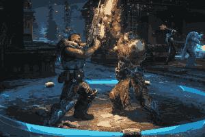 《战争机器5》Steam开启免费周活动:试玩至4月13!
