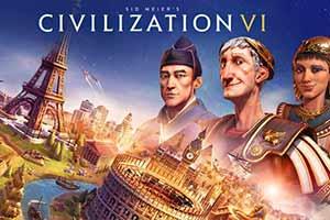 《文明6》Steam开启特惠活动 本体3折资料片半价!