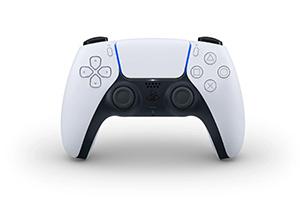 PS5手柄正式亮相!新增触觉反馈 流线型科技感十足!