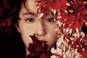 刘亦菲新杂志写真:万花丛中高贵冷艳的仙女姐姐!