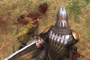 《骑马与砍杀2:霸主》断肢Mod 新增斩首血腥画面