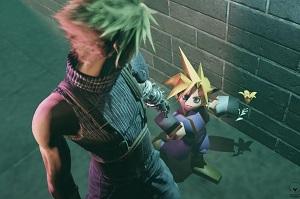 """最终幻想7这次的remake或许不止是重制""""游戏"""""""