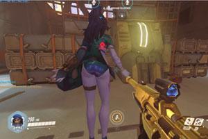 偷看女角色裙底!14个在FPS游戏中玩家必做的事情