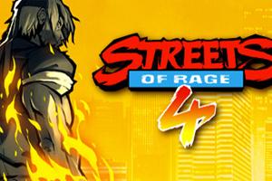 横板格斗《怒之铁拳4》Steam发售日公开 支持简中