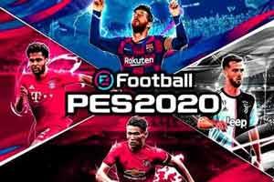 《实况足球2020》举办宅家活动 众多球星陪你一起玩