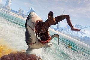 《食人鲨》全新截图放出 高精度扫描软件还原深海