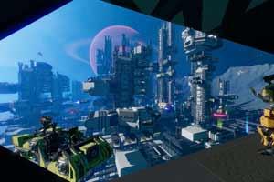 太空题材多人MMO新作《Starbase》新影像/截图赏!