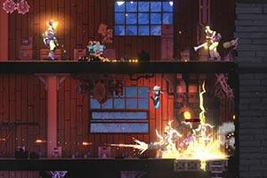 像素动作游戏《Foregone》将于10月登陆各主机平台