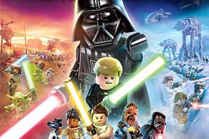 《乐高星战:天行者传奇》封面图正式公开!年内发售
