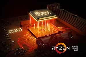 Ryzen 3 3100全核心可超频至4.6GHz!轻松秒i7-7700K