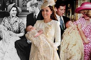 衣服穿百年是真·传家宝 英国王室的一些传统延续至今