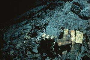 强抢掠夺的黄金变成迷之宝藏 找不到的海盗后人都哭了