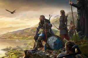 《刺客信条英灵殿》地图规模和游戏时长不是系列之最!