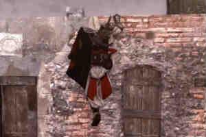 《刺客信条》系列跑酷玩法进化史:艾吉奥真的弱爆了!
