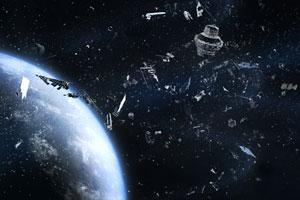 日本宣布成立宇宙作战队 奥特曼高达联手捡垃圾?