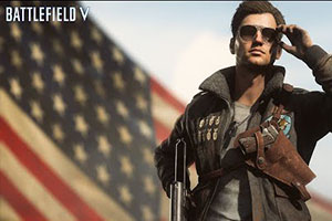 《战地5》新精英角色预告公布:无畏的同盟国飞行员