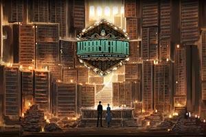 模拟策略新作《废墟图书馆》于5月16日开启抢先体验