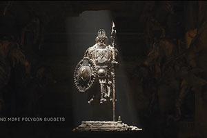 「虚幻引擎5」强劲登场 PS5实时演示次世代画面!