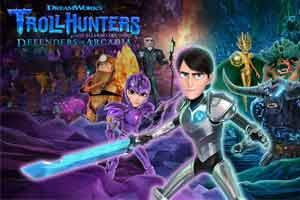 网飞动漫《巨怪猎人》改编游戏即将发售 登录全平台
