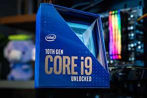 """超频温度爆高!i9-10900K有望成为2020""""最热""""CPU"""