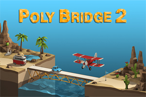 模拟建造《桥梁建造师2》发售日正式公开!支持简中