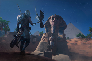 Uplay喜加二《刺客:起源&奥德赛》探索模式免费领