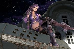 《重装机兵Xeno:重生》公开一组人物职业系统截图!