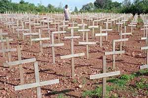 外媒:卢旺达大屠杀主要嫌疑人被捕 曾造近百万人死亡