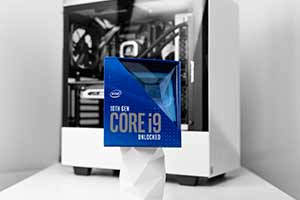 Intel十代酷睿国内售价确定!i9-10900K仅售4299元!