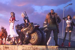 有玩家传《FF7重制版》由7个部分组成!2050年完结