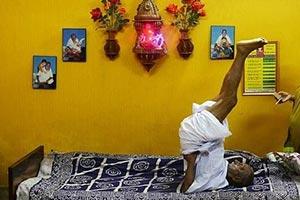 超自律生活至120岁还是处男 印度僧侣正挑战最长寿纪录