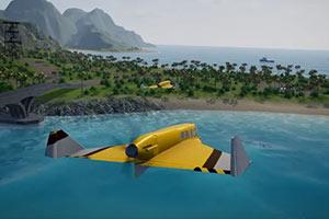 飞行游戏《轻木模型飞机模拟器》预告 现已开放测试