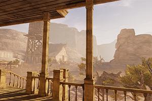 网易影核宣布代理VR游戏《Westworld:Awakening》