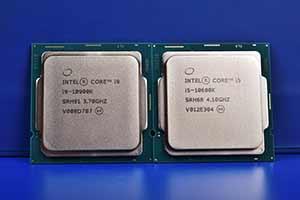 省钱了!十代酷睿CPU游戏测试 对比上一代提升不大!