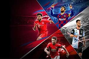 """《实况足球2020》大型免费DLC""""2020欧洲杯""""宣传片!"""