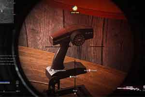 《COD战区》出现《黑色行动》彩蛋 遥控小车原型!