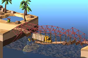 《桥梁建造师2》今日Steam开售 全面升级更具挑战性