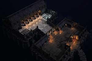 粉丝虚幻引擎4引擎重制《暗黑破坏神2》!演示公布