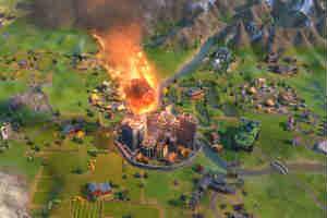 Steam周销榜:《文明6》季票第一 那个游戏跌落神坛?