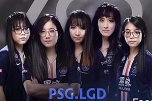 《DOTA2》敌法师掀女装潮!网友恶搞Ti9选手集体照