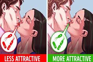 8个意想不到「秘密吸引力法则」!交换唾液很重要!
