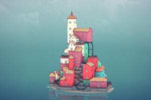 海岛小镇模拟建造游戏《Townscaper》游侠专题站上线