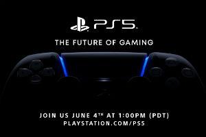 索尼PS5发布会已推迟 官方:很快会公布新的日期!