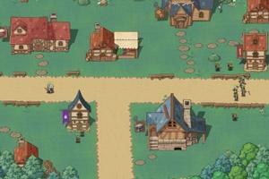 奇幻异世界题材独立游戏《进击的哥布林》专题站上线