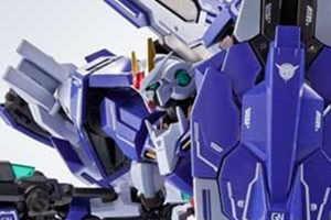 高达00V 00XNRaiser+七剑+GN剑 II Blaster模型公开