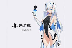 没性感深V也难逃恶搞命运!革新设计的PS5主机梗图集