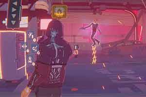 IGN游戏之夏:赛博朋克漫画风TPS《止赎》预告发布