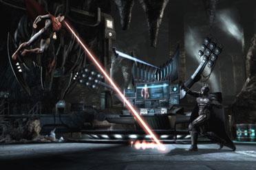 Steam/PS4/Xbox喜加一:《不义联盟:人中之神》免费