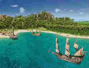 贸易模拟《海商王4》上架Steam 标准版预购9折188元